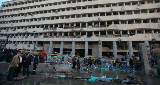 مصر: 6 قتلى بسلسلة تفجيرات في القاهرة..و(الأنصار) تعلن مسؤوليتها