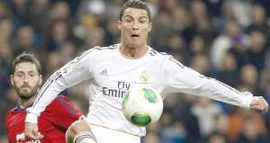فوز ريال مدريد على اوساسونا في ذهاب ثمن النهائي