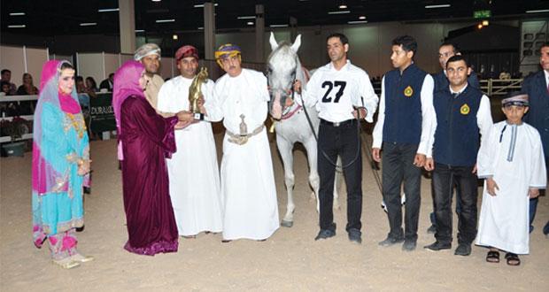 فعاليات متنوعة يشهدها معرض الخيل والإبل والتراث (أصايل عمانية) في نسخته الثالثة