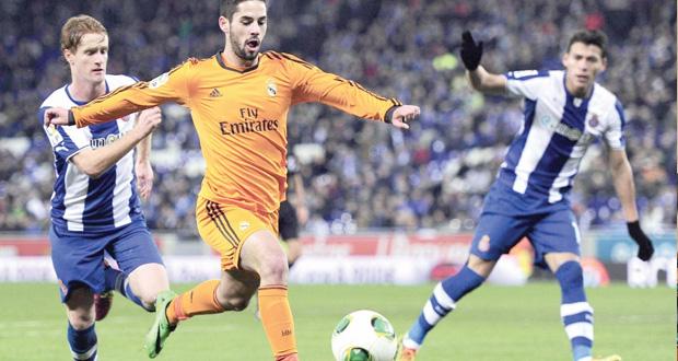 ريال مدريد يقطع نصف الطريق نحو نصف النهائي