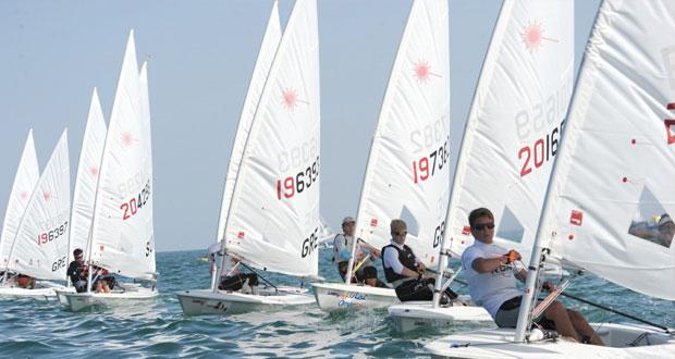 نجاح كبير تحققه بطولة العالم لقوارب الليزر بالمدينة الرياضة بالمصنعة