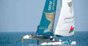 انضمام قارب الطيران العُماني إلى نسخة هذا العام من سلسلة سباقات الإكستريم 2014م