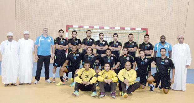 بعثة منتخبنا الوطني لكرة اليد تطير اليوم إلى البحرين