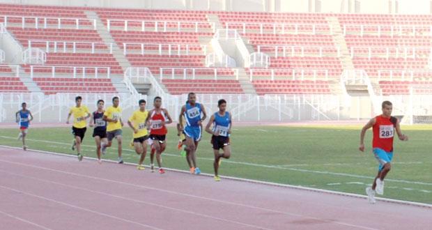 ختام ناجح للملتقى الأول لدرع وزارة الشؤون الرياضية لألعاب القوى