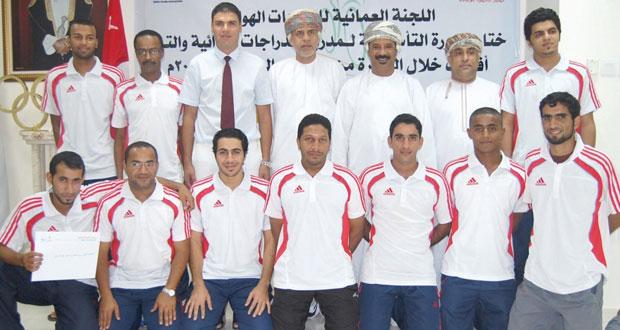 السلطنة جاهزة لاستضافة البطولة الخليجية للدراجات الهوائية