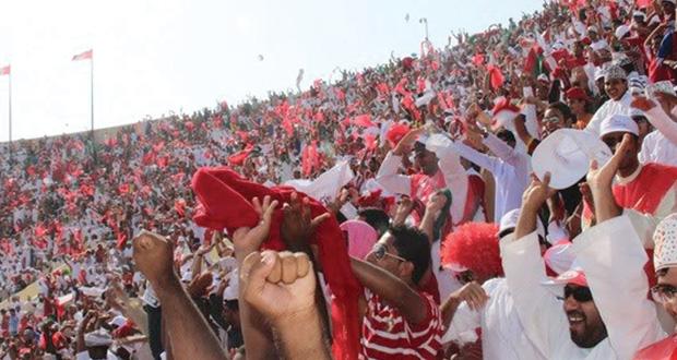 الأحمر الأولمبي يكثف مرانه ويرفع جاهزية لاعبيه بدنيًّا وفنيًّا ميانمار هدفنا المنشود والاتحاد الآسيوي يبدأ حملة (60 دقيقية)
