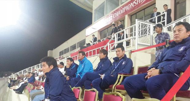 بطولة الاتحاد الآسيوي لكرة القدم تحت 22 سنة – عمان