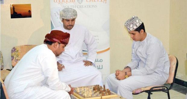 الأندية الرياضية تواصل تنفيذ مجالات مسابقة الإبداع الشبابي بنجاح كبير