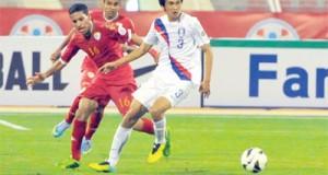 ثنائية كورية جنوبية تنهي طموحاتنا في البطولة الآسيوية !!