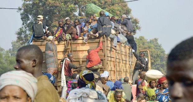 افريقيا الوسطى: 7 قتلى بعنف في (بانجي) وتواصل مشاورات إختيار (رئيس)