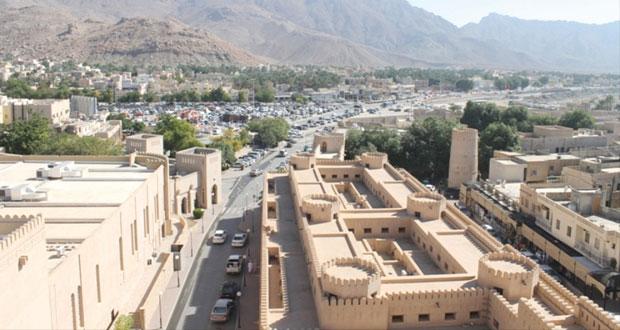 """"""" الوطن"""" تتجول في الشهباء وترصد 78649 زار قلعة نـزوى في عام 2013م"""