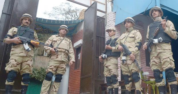 مصر تستفتي على الدستور اليوم