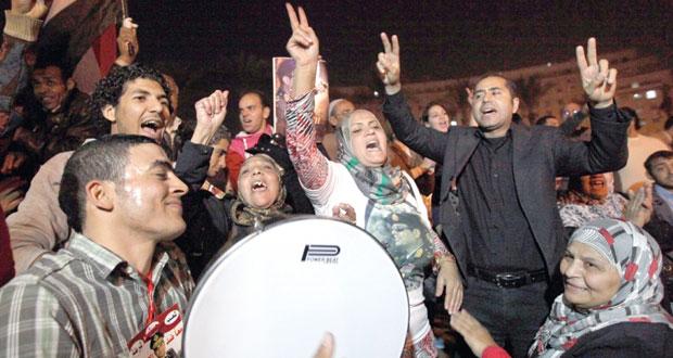 98.1% نسبة الموافقة على الدستور المصري