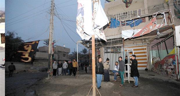 العراق: إيران مستعدة للمساعدة عسكريًّا ..وأميركا تدعم وتترك المعارك للحكومة
