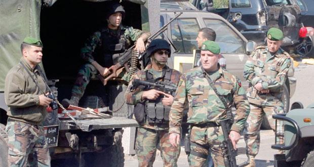 لبنان: الجيش يوقف قياديًّا بمجموعة متطرفة ويفكك (مفخختين)