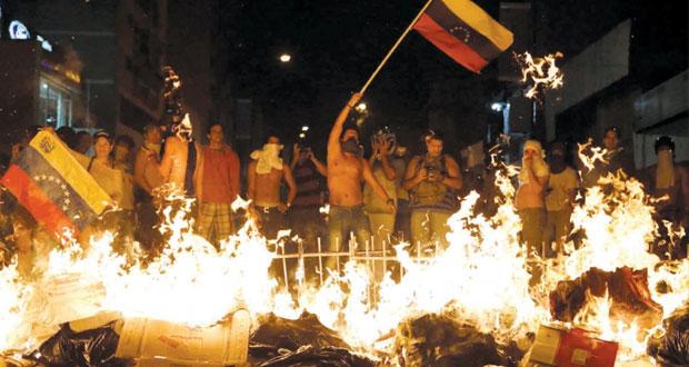 لليوم الـ12 .. تظاهرات للأنصار والمعارضين في فنزويلا