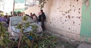 انفجارات بصنعاء أحدهم قرب منزل صالح ولا ضحايا
