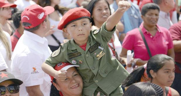 فنزويلا: الرئيس يدعو لمؤتمر وطني للسلام .. الأربعاء
