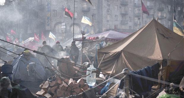 أوكرانيا تطلب مساعدة بـ35 مليار دولار