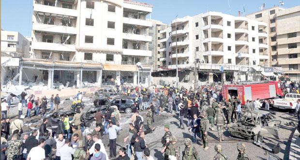 لبنان: الإرهاب يضرب الضاحية مجددا ويخلف 4 قتلى