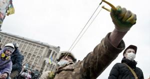 أوكرانيا على وقع أزمة متصاعدة والحكومة تتحدث عن مؤامرة إرهابية