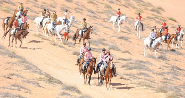 انطلاق تجوال عمان
