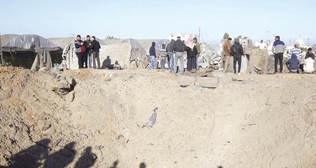 الاحتلال يصعد القمع بجرح 7 فلسطينيين بغزة و10 في الضفة
