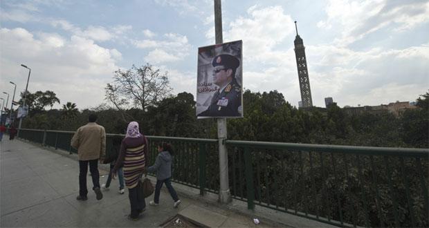 الجيش المصري: ترشح السيسي أمر شخصي يحسمه بنفسه أمام المصريين