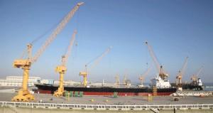 عمان للحوض الجاف تحتفل بإصلاح أكثر من 200 سفينة