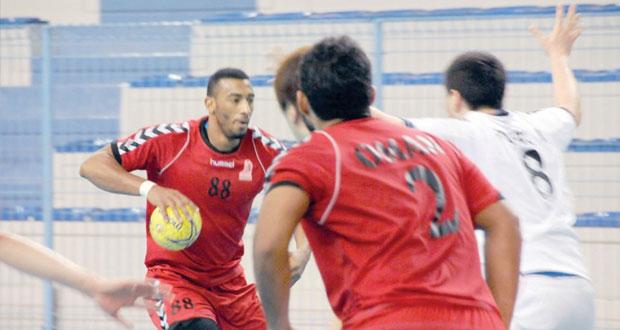 في البطولة الآسيوية لليد بالمنامة