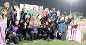 السلطنة سابعا في مسابقة رماية البندقية ببطولة الأندية العربية للفتيات بالشارقة