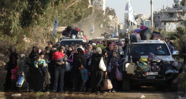 سوريا: المسلحون يفتتحون محادثات جنيف بمجزرة في ريف حماة