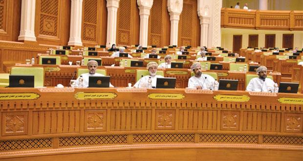 """حلقة عمل حول """"الرقابة البرلمانية"""" لأعضاء مجلسي الدولة والشورى"""