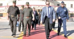 مصر: وزيرا الدفاع والخارجية يبدآن زيارة لروسيا
