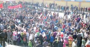 استعداد سوري لمناقشة طرد المقاتلين الأجانب و(الائتلاف) يشترط (الانتقالي) قبل (وقف النار)