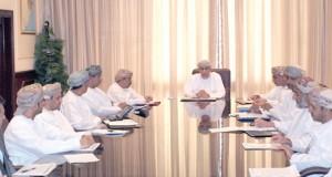 اللجنة الرئيسية للاستراتيجية الوطنية لمعالجة  مشكلة ملوحة المياه تناقش خطة عملها القادمة
