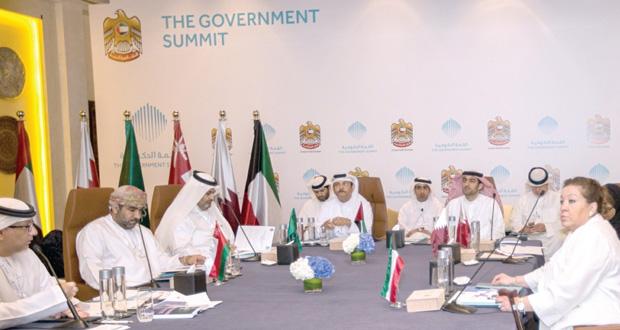 وزراء مجلس التعاون يناقشون آليات تحقيق الخطة الاستراتيجية الاسترشادية للحكومة الإلكترونية