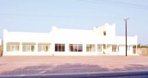 الانتهاء من إنشاء مبنى الخدمات المساندة بمنطقة صحار الصناعية