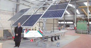 مخترع عماني يصنع أكبر وحدة هجين محمولة في العالم لتوليد الطاقة النظيفة