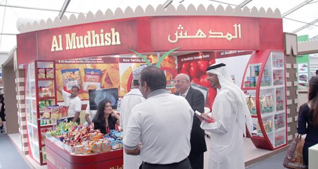 """السلطنة تشارك في معرض الخليج للأغذية """"جلفود 2014″ بدبي الأسبوع القادم"""