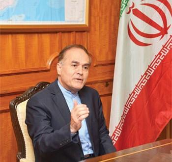 """السفير الإيراني: السلطنة ستصبح أقوى مرفأ ومحل """"لترانزيت"""" السلع خلال الأربع سنوات المقبلة"""