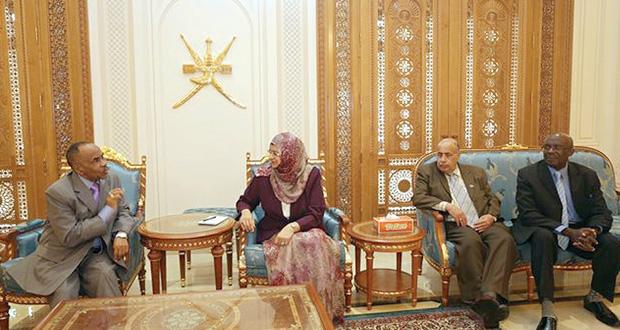 وزير التربية والتدريب المهني لحكومة زنجبار يغادر البلاد