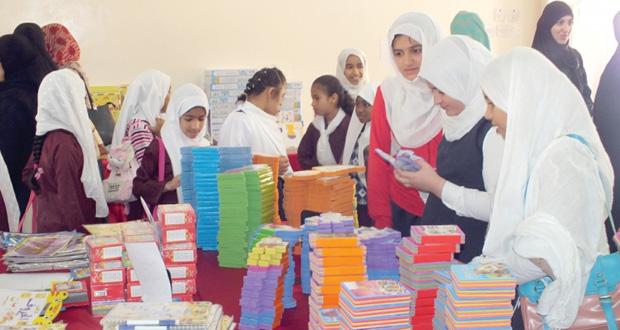 تواصل فعاليات ملتقى العطاء بسمائل