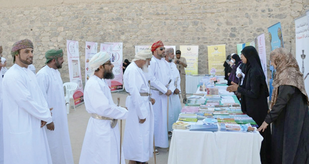 الخدمات الصحية بولاية بهلاء تحتفل بيوم التمريض الخليجي