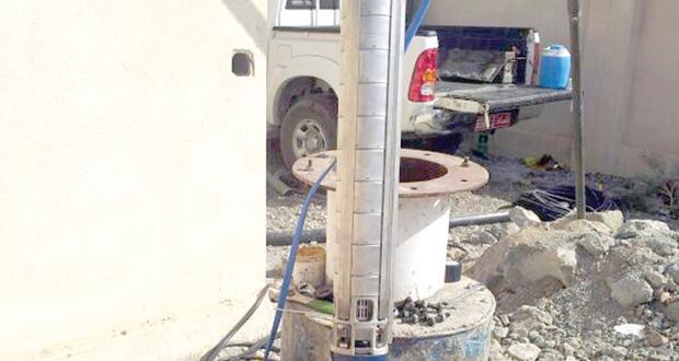 البلديات تنفذ عددا من المشاريع المائية بولايات محافظة جنوب الباطنة