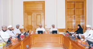 اجتماع لجنة التربية والتعليم والبحث العلمي بمجلس الشورى