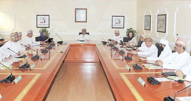 هيئة مجلس البحث العلمي تعقد أولى اجتماعاتها لعام 2014م