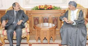 فهد بن محمود يستقبل مدير عام منظمة العمل العربية والمديرة الإقليمية لمكتب العمل الدولي ببيروت