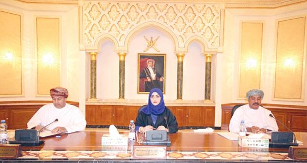 تعيين امرأة رئيسة لقانونية المجلس البلدي بمسقط