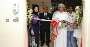 وزير الصحة يفتتح وحدة السكتة الدماغية بالمستشفى السلطاني